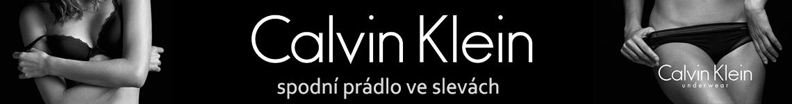 Spodní prádlo Calvin Klein v ČR - Nejširší výběr!