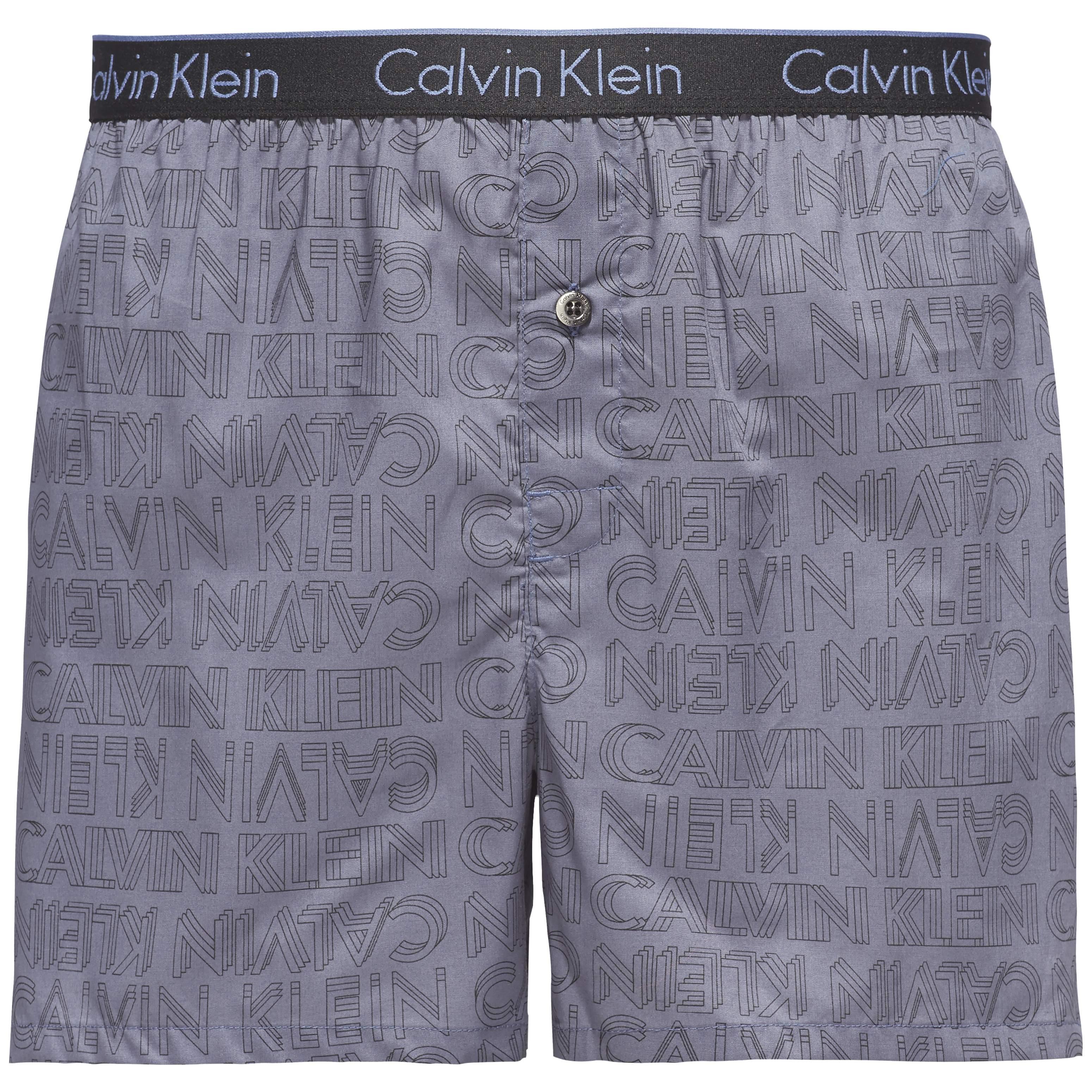 Luxusnípánské boxerky Calvin Klein pro vaše pohodlí