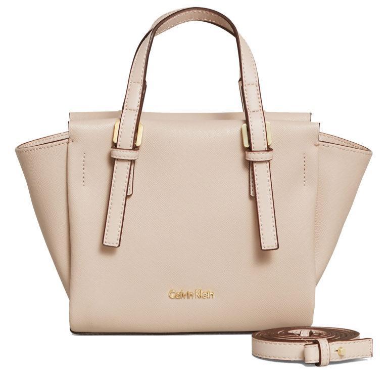 Luxusní dámská kabelka Calvin Klein z kolekce jaro/léto 2017